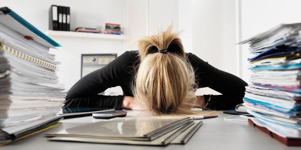 Daima stress altında olan qadınlar üçün