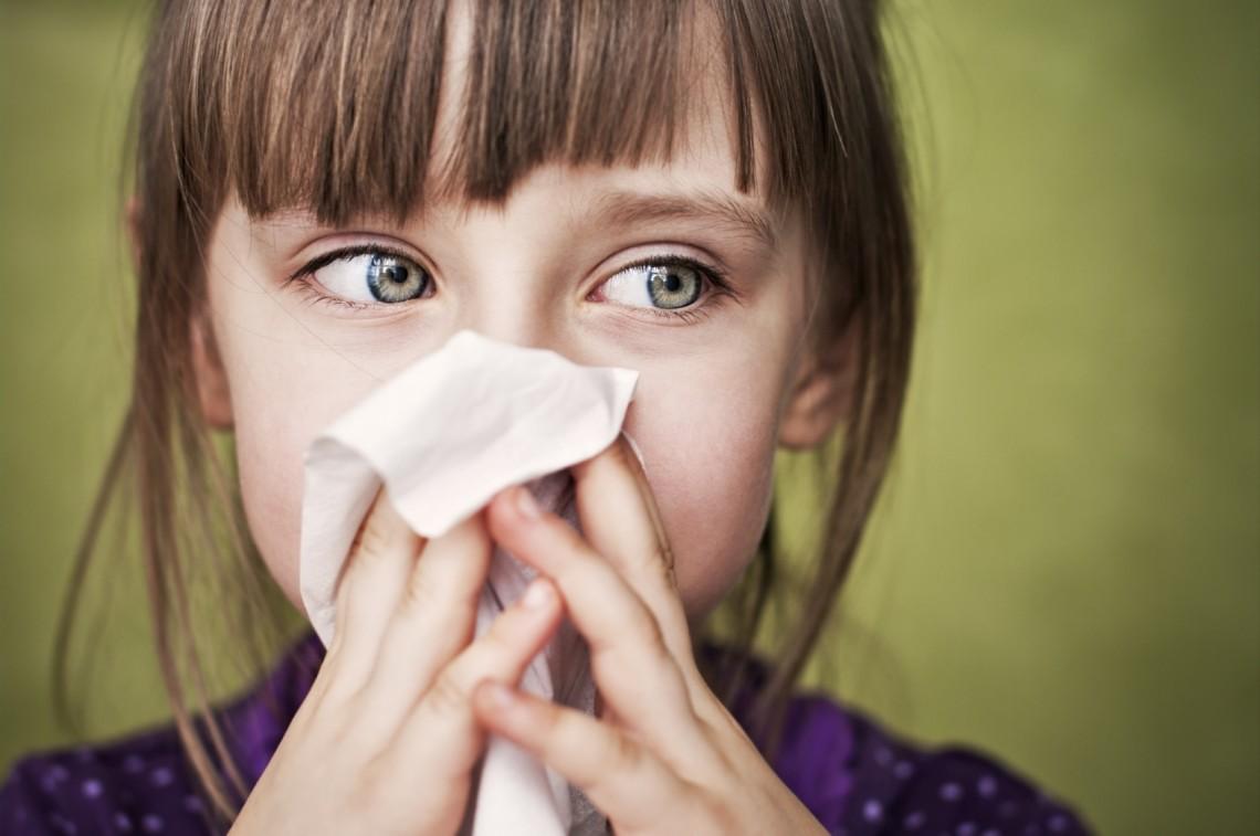 Allergik rinit zamanı dərman bitkiləri ilə müalicə